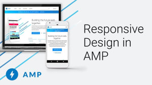 Visual Responsive Pages