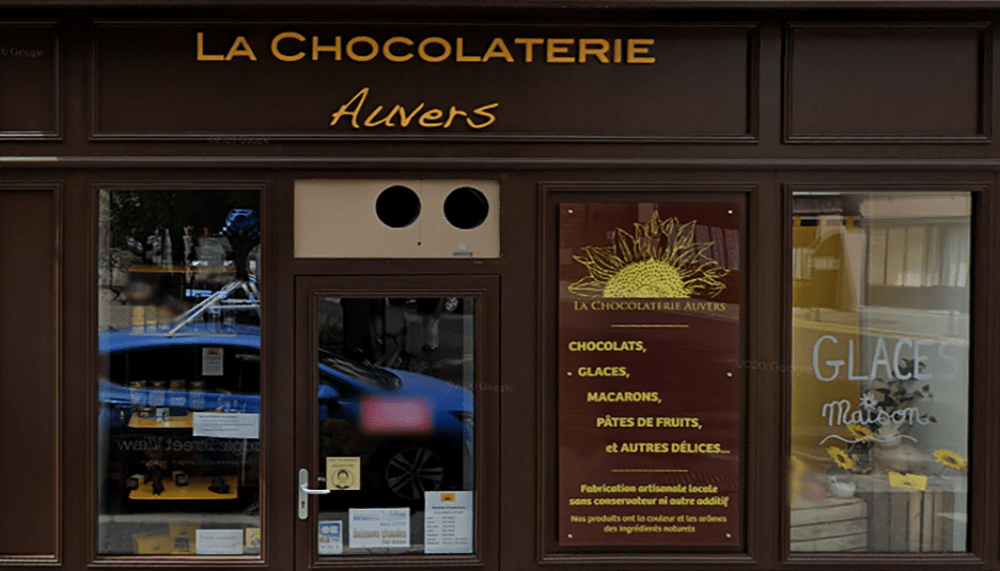La Chocolaterie Auvers