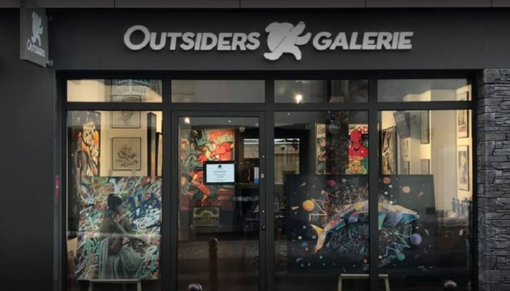 Outsiders galerie