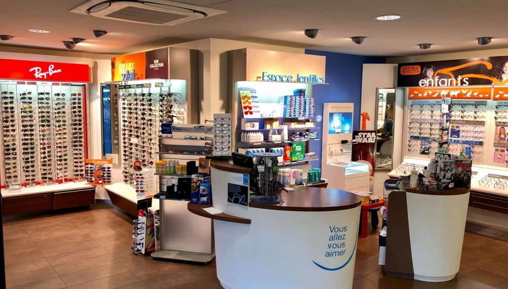Opticien Krys Franconville