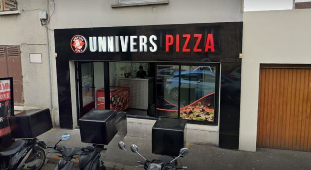 Univers Pizza Saint-Leu