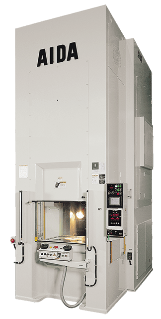AIDA Cold Forging Presses, Single-Point, Link Motion | K1-E