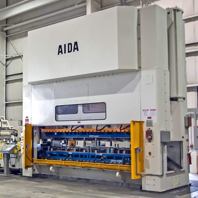 AIDA Mechanical and Servo Presses
