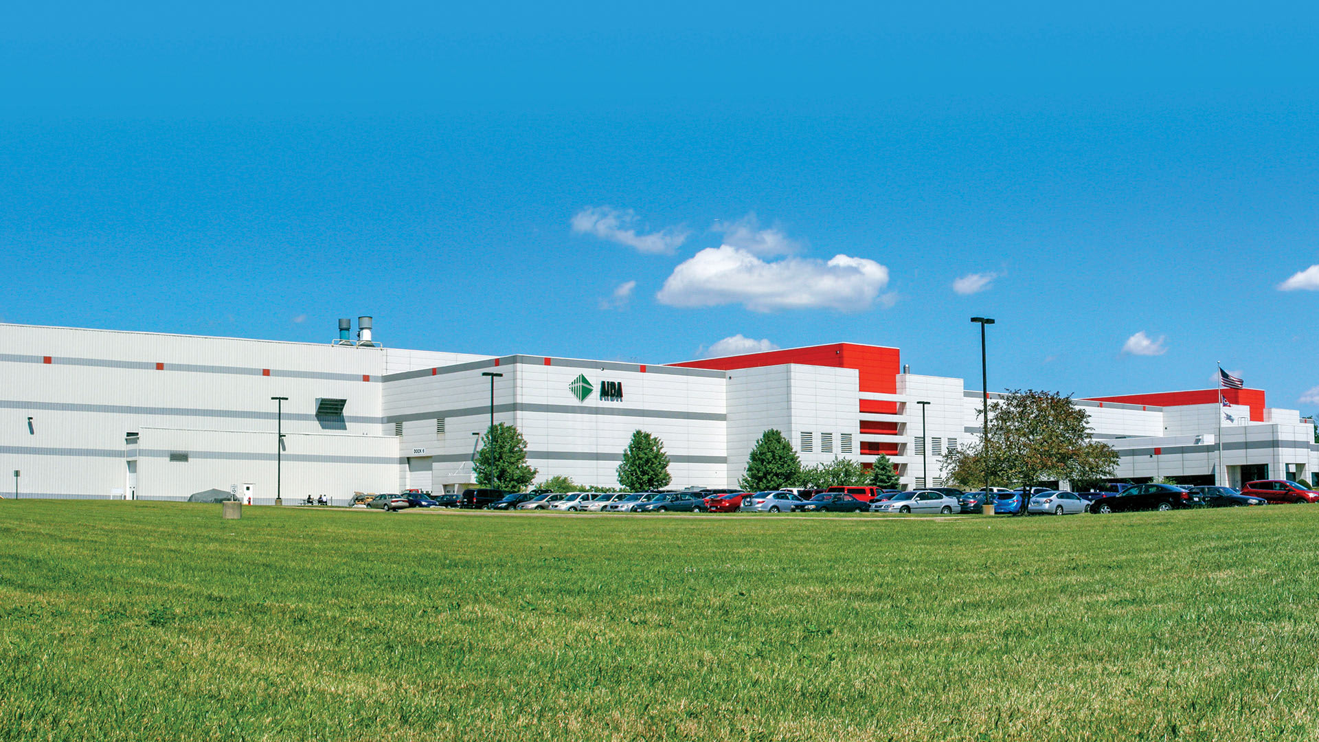 AIDA-America 180,000 sq. ft. Advanced Manufacturing Facility
