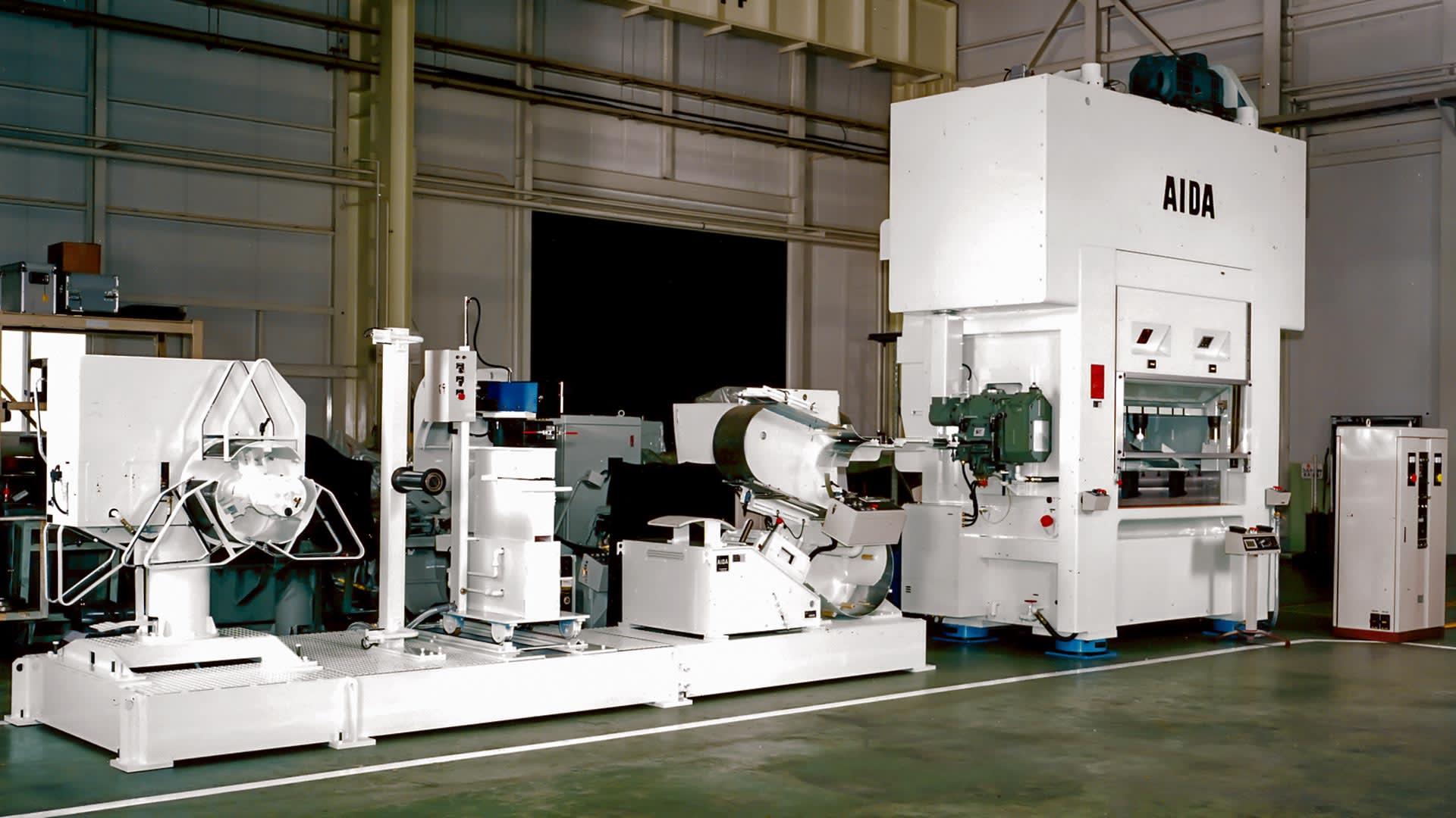 HMX High Speed Press