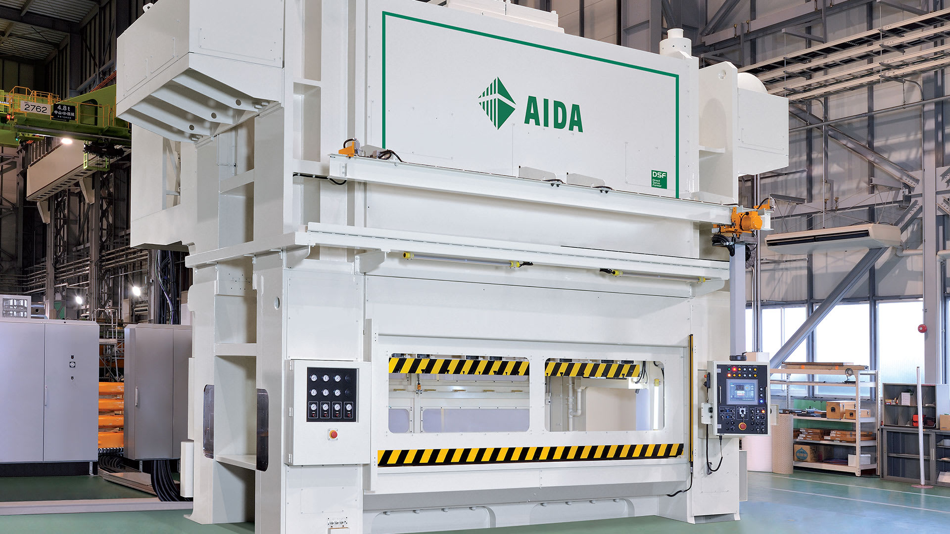 DSF-U Ultra-High Precision Servo Stamping Press for Fineblanking and Cold Forging
