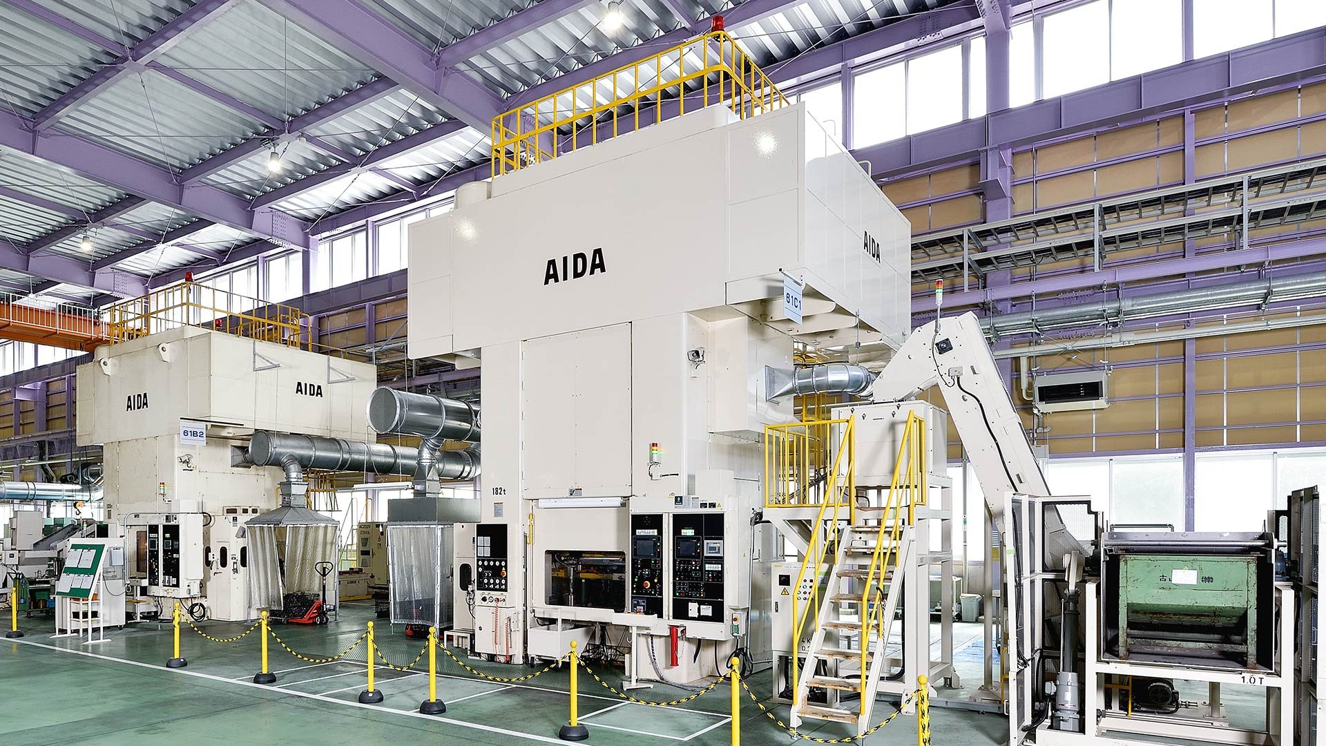 CFT Cold Forging Transfer Press