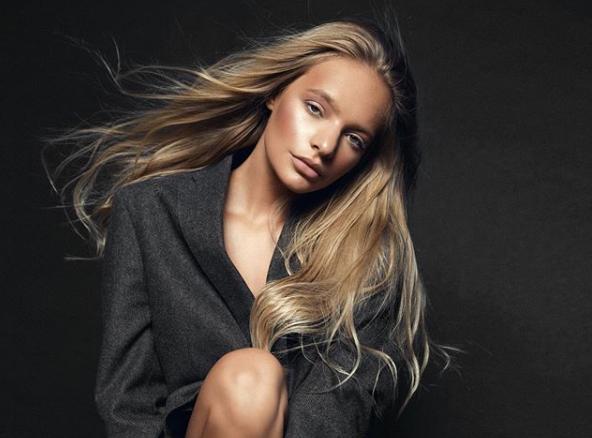 Старшая дочь Дмитрия Пескова опубликовала редкое фото с 16-летним братом