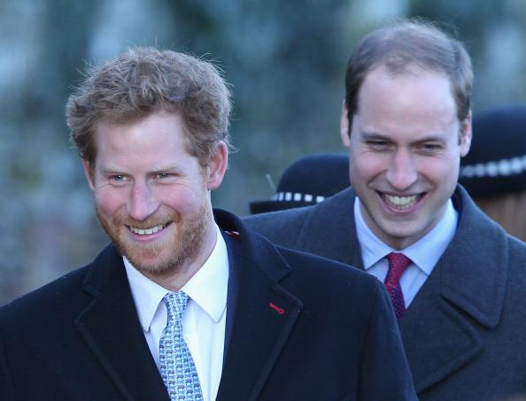Почему Гарри и Уильям вели себя отстранено на пасхальной службе?