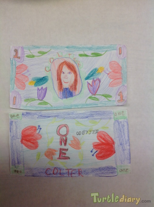Nature Life - Design Your Own Money Contest March 2015 Submission