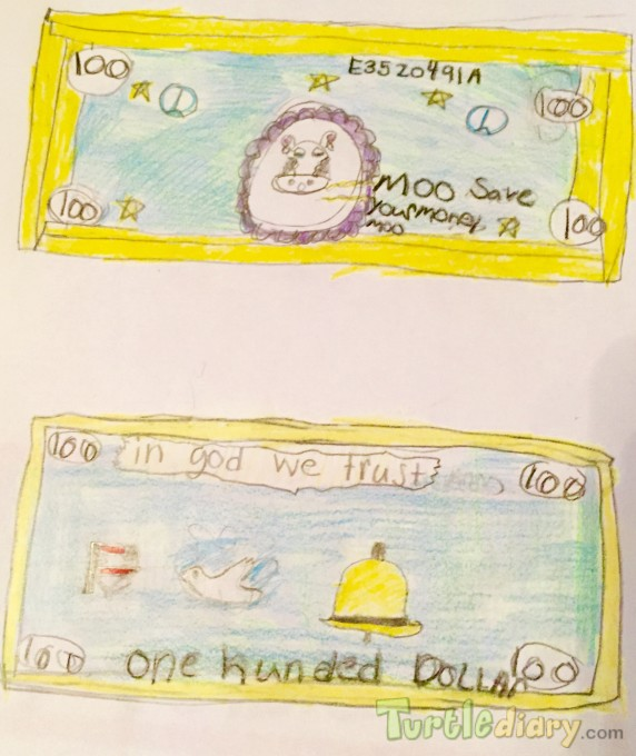 American Moola - Design Your Own Money Contest March 2015 Submission