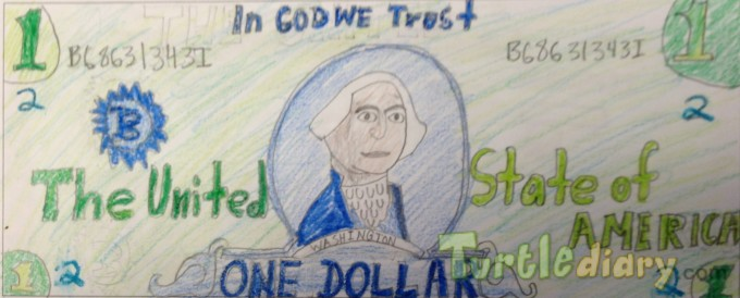 Mendoza - Charly Dollar - Design Your Own Money Contest March 2015 Submission