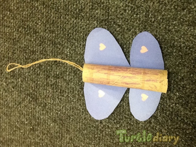 Recycled Butterfly - Earth Day Contest April 2015 Submission