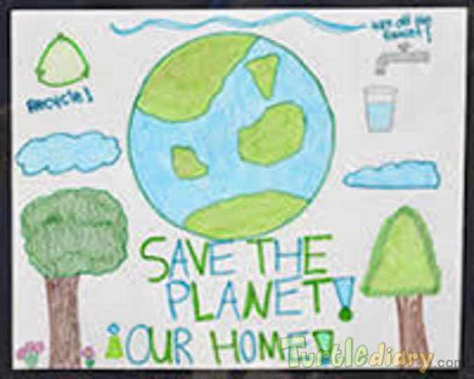 Muhammad omer - Earth Day Contest April 2015 Submission