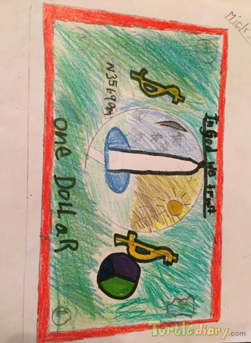 Washington Monument - Design Your Own Money Contest March 2015 Submission