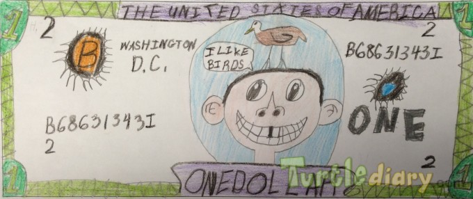 Mendoza - Cyrus Dollar - Design Your Own Money Contest March 2015 Submission