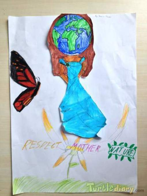 Respect Mother Nature - Earth Day Contest April 2015 Submission