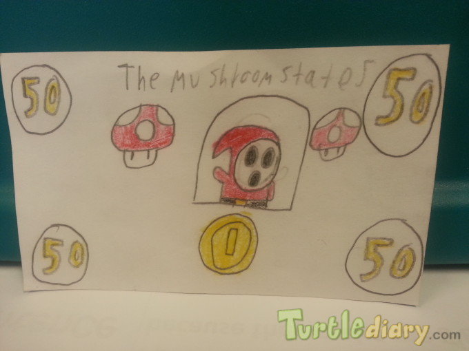 Shy Guy Bucks - Design Your Own Money Contest March 2015 Submission
