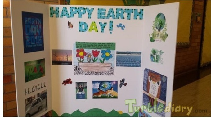 EarthStory - Earth Day Contest April 2015 Submission