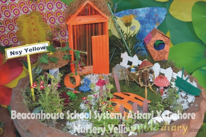 Fairy Garden - Earth Day Contest April 2015 Submission