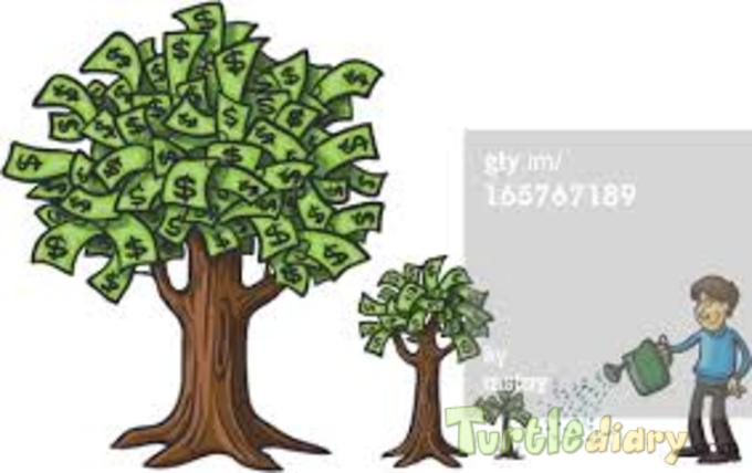 money comes from trees - Design Your Own Money Contest March 2015 Submission
