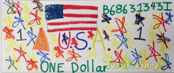 Mendoza - Daniella Dollar - Design Your Own Money Contest March 2015 Submission