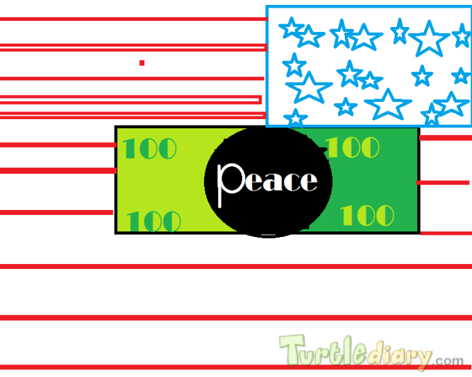 peace to me  - Design Your Own Money Contest March 2015 Submission