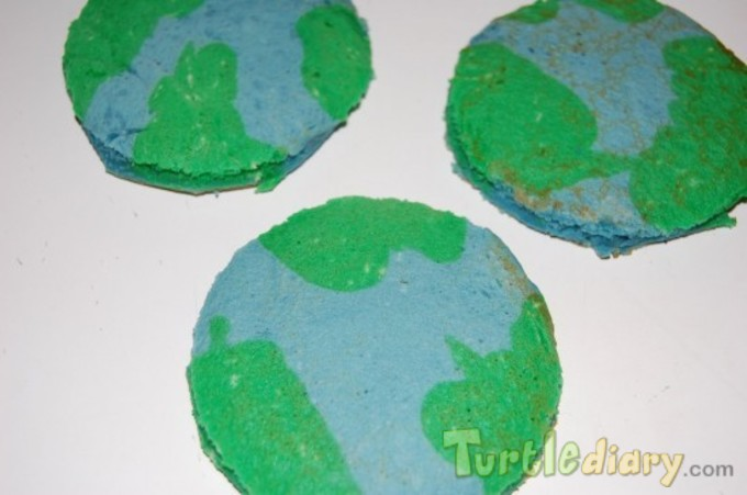 Earth Day Earth Activity Project  - Earth Day Contest April 2015 Submission