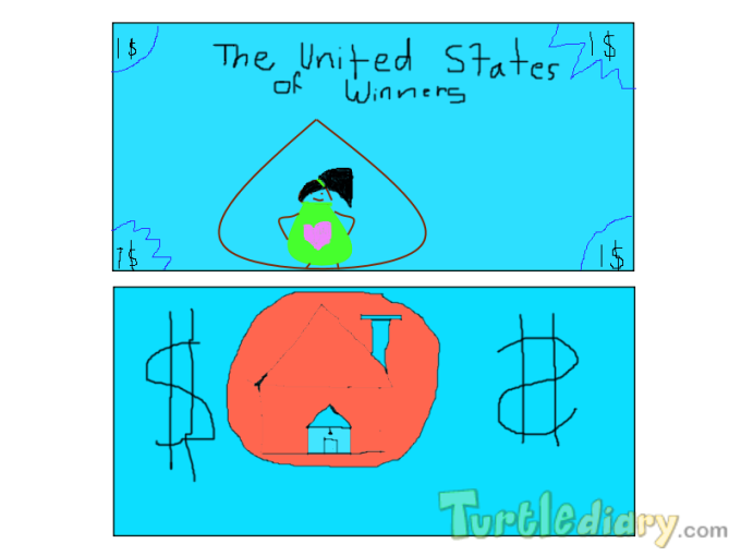 Everyone is a Winner - Design Your Own Money Contest March 2015 Submission