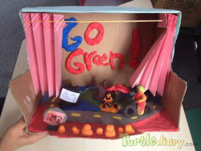 Earth Day theatre - Earth Day Contest April 2015 Submission
