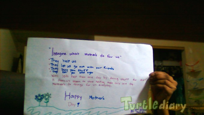 We Love you mom - Mother\