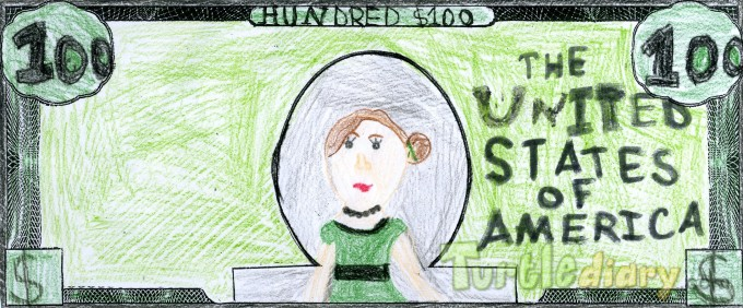 Us growing up in the USA - Design Your Own Money Contest March 2015 Submission