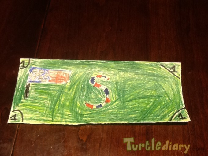 Noah 5yrs - kinder - Design Your Own Money Contest March 2015 Submission