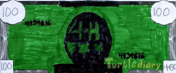 4 H Dollar - Design Your Own Money Contest March 2015 Submission