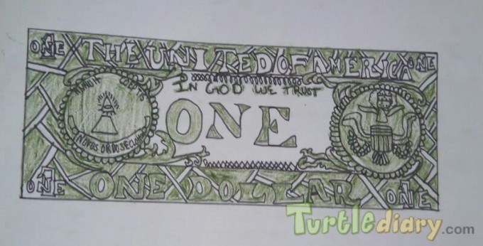 one dollar bill - Design Your Own Money Contest March 2015 Submission