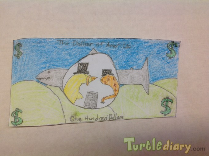 Money of the Animals - Design Your Own Money Contest March 2015 Submission