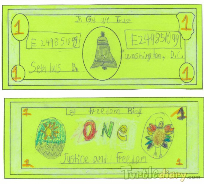 Let Freedom Ring - Design Your Own Money Contest March 2015 Submission