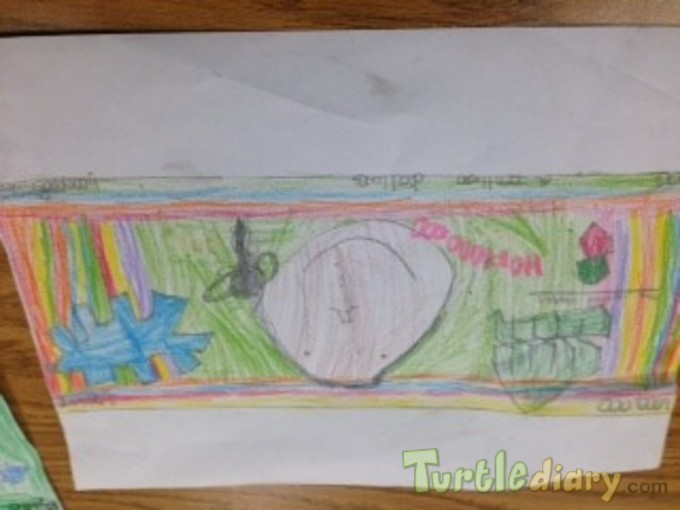 Charale Colorful million dollar bill - Design Your Own Money Contest March 2015 Submission