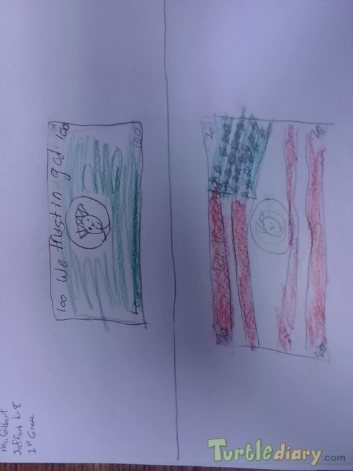Front and back of new money - Design Your Own Money Contest March 2015 Submission