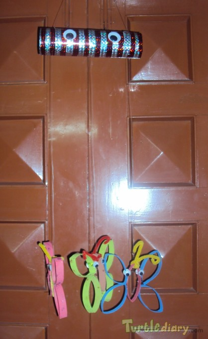 Door Hanging - Earth Day Contest April 2015 Submission