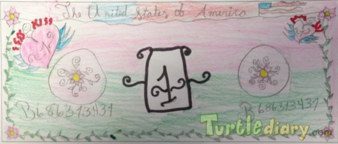 Mendoza - Jazmine M Dollar - Design Your Own Money Contest March 2015 Submission