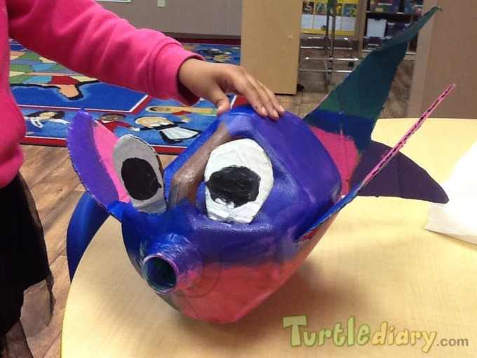 Rainbow Fish - Earth Day Contest April 2015 Submission