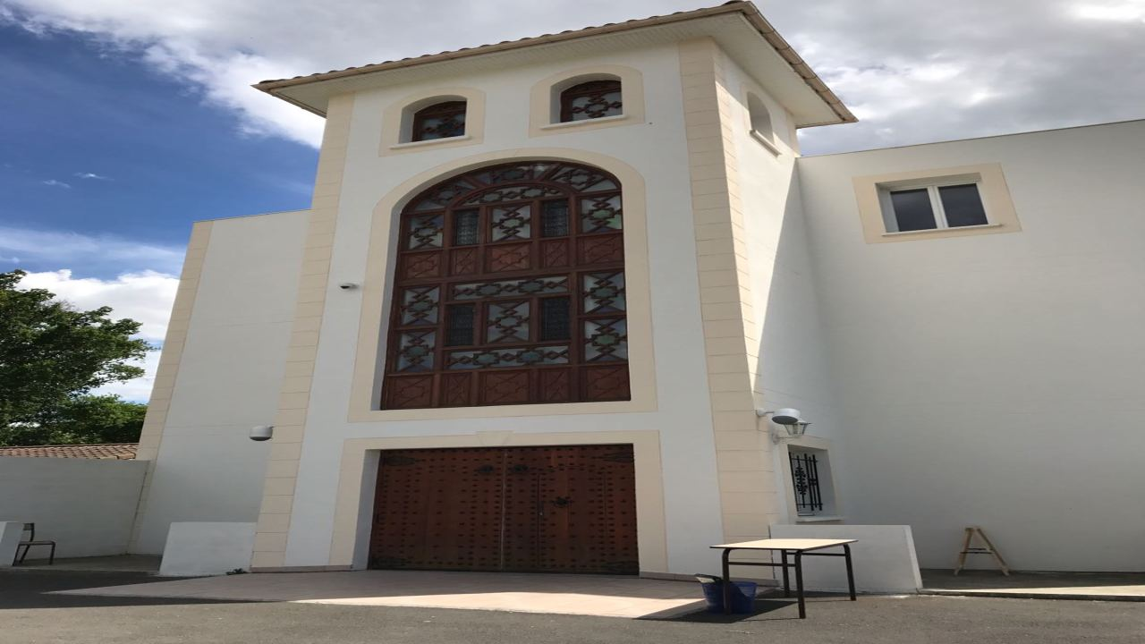 مسجد السلام - Mérignac