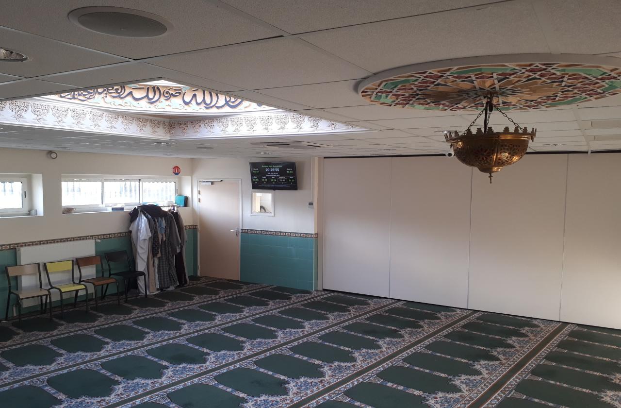 Mosquée Bilal - Sucy-en-Brie