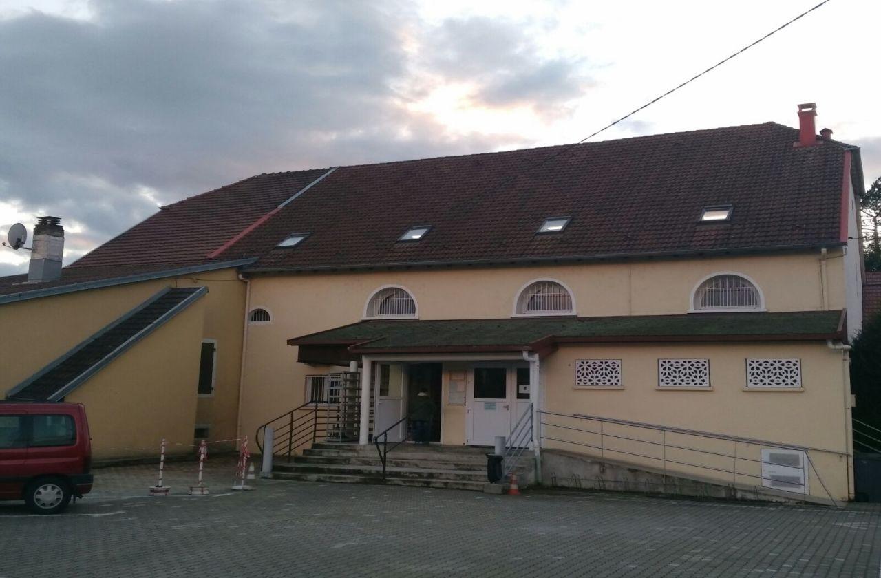 مسجد الرحمان أودانكور - Audincourt