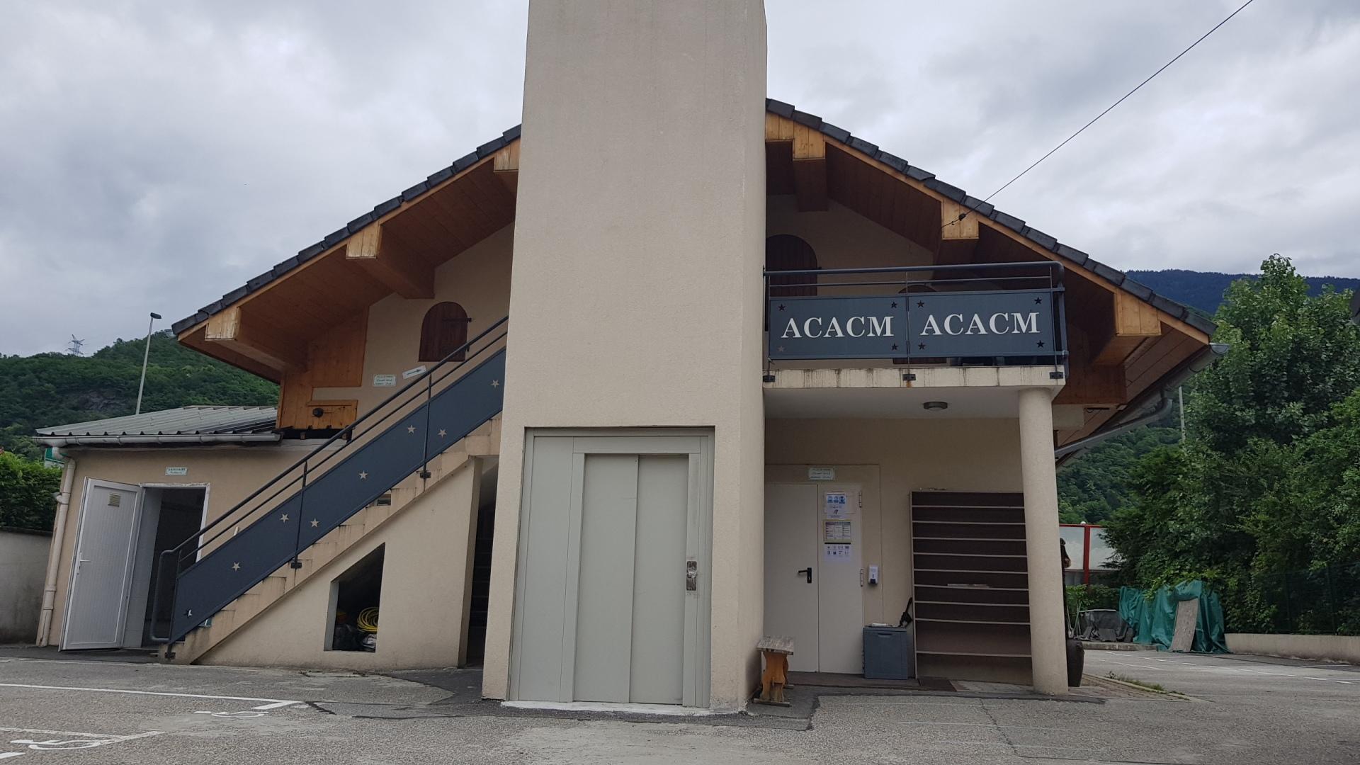 Mosquée ACACM Albertville