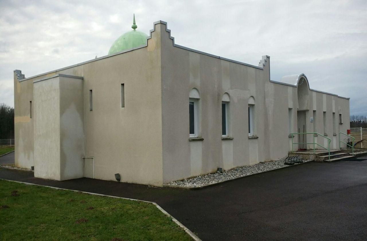 Mosquée Essalam de Lure