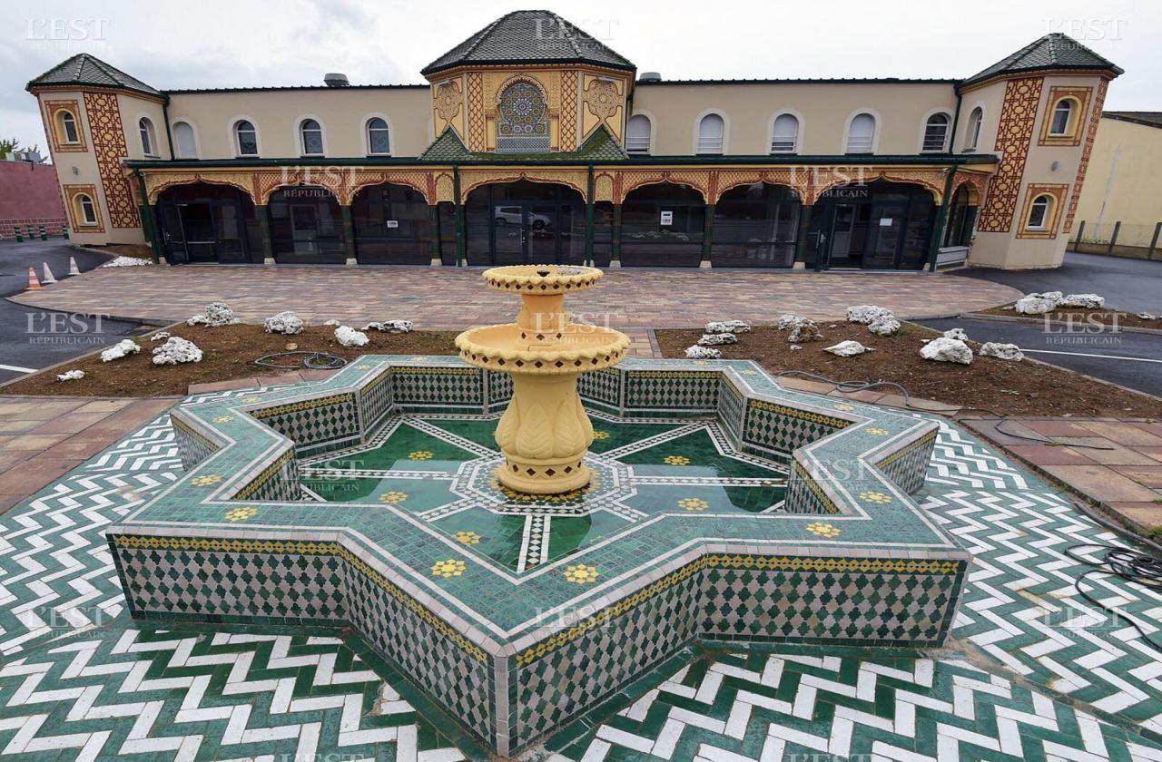Mosquée Assalam de Tomblaine
