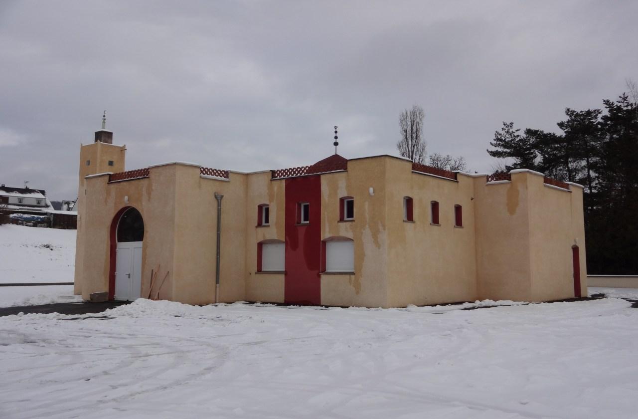 مسجد أبي أيوب الأنصاري - Héricourt