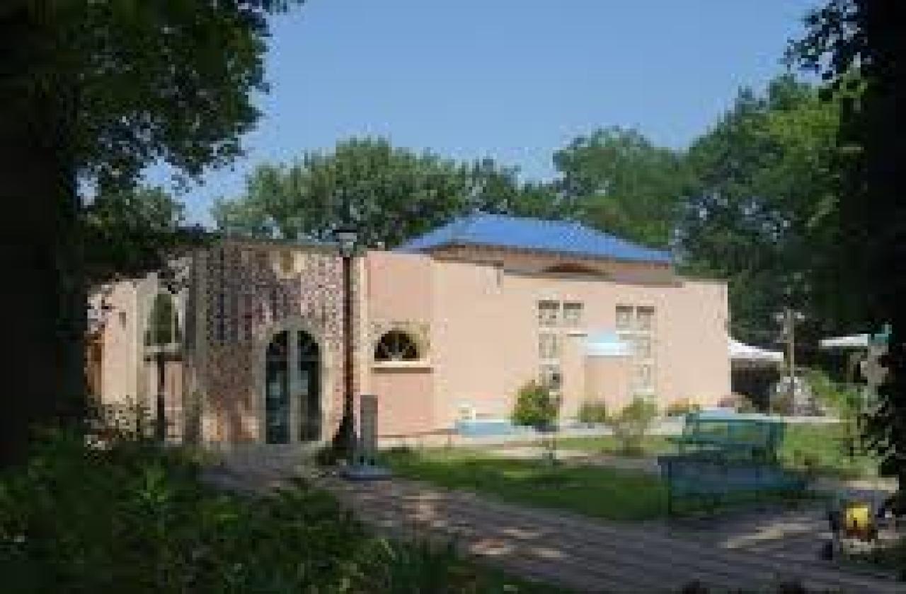 مسجد السلام Essalam - Eragny